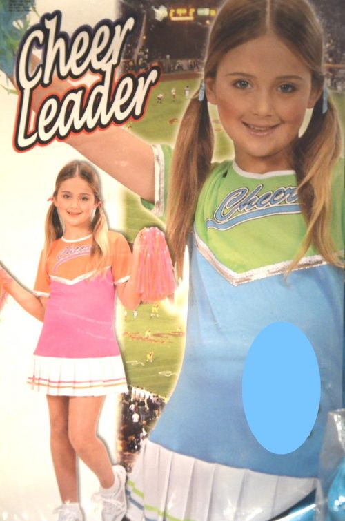 cheer-leader